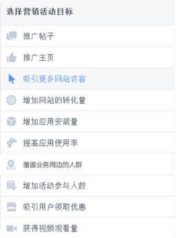如何将Facebook用户引导到自己网站?
